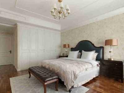 卧室门用什么颜色好 白色墙面和门颜色怎么搭配上档次